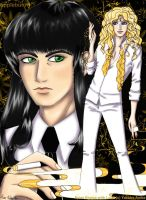 Eroica Black and Gold by applebunny