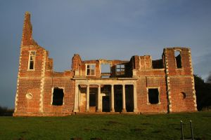 Houghton House 7 - Stock by OghamMoon