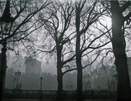 London Winter 5224326 by StockProject1