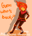 Guess who's back, back again, FP's back by Ask-Flame-Princess