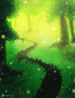 LP - Forest by TawnART