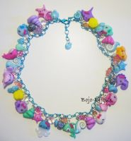 "Necklace ""Sea Life"" by Bojo-Bijoux"