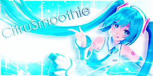 CitruSmoothie Contest Entry [VOTES OPEN] by shanaachan