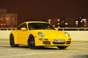 Carrera S - 1 by Dhante