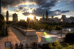 Chicago HDR 4 by CloudINC00
