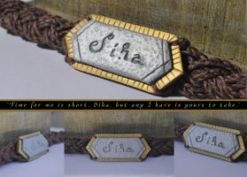 Siha Bracelet - Version 2 by TheNovelArts