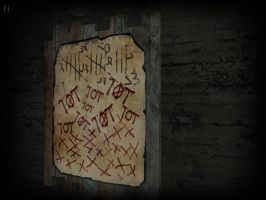 Slender sign by Xxshadow67xX