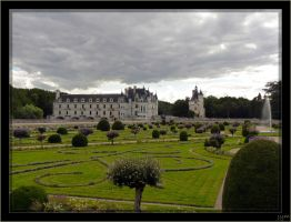 Chenonceaux - 4 by J-Y-M
