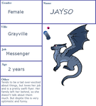 Jayso Ref-sheet by Bloodshadewolves