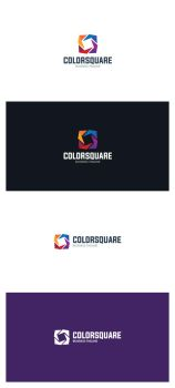 Color Square Logo by AlinDesign