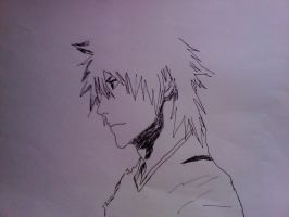 Ichigo Draw by alyn2rikla