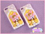 Sweet Bears House iPhone case by Irudisu