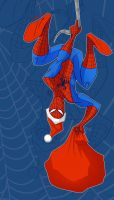 A Very Spidey Christmas by Drawaholic1124