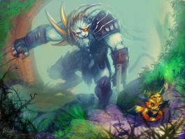GNAR LORE by Aths-Art
