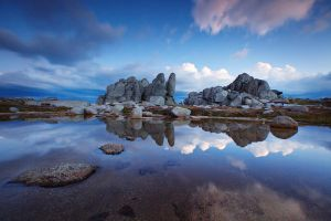 Reflections of Rock by timbodon