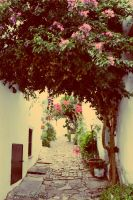 Andalusian Street by sour-berry