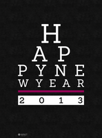 Happy New Year 2013 by ImPact-Design