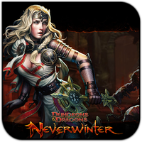 Dungeons and Dragons Neverwinter v1 by Gabbynaruto