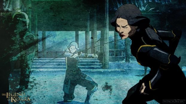 6. Lin-Beifong by winch3s7er