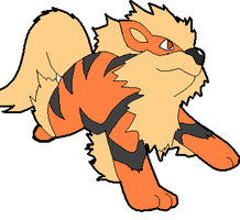 RUNNING ARCANINE ANIMATION by Super-Sonic-101