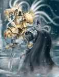 Tyrael vs Lich King - HoS Contest by LucasConegundes