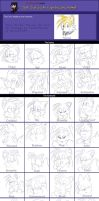 Expressions Meme: Turbo by kittygurl521