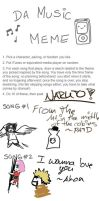 Music Meme: NARUTARD STYLE XD by HALCALI