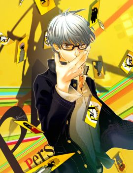 P4 the cards by yooani