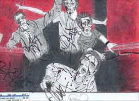 Inside comic for sum 41 by paintitblack