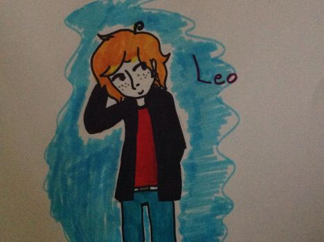 Leo by Papthelonelyloner