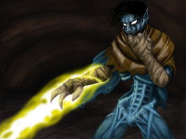 Raziel by Xox-Ix