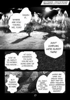 [NARUTO: TSUNADE x MEI] Circle in the sand - pg.17 by CherryInTheSun