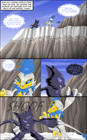 Comic Test Page by Kryptid