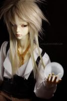 The Goblin King by dollstars