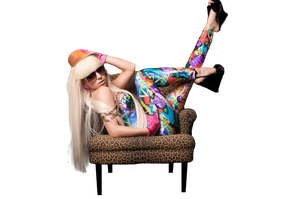 LADY GAGA PNG by Monse-Editions
