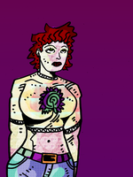 DSC- ROSE RED of FABLES - Wednesday, May 29, 2013 by exspasticcomics