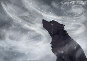 .:The snowstorm:. by WingOfWind