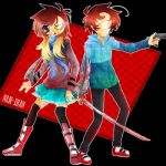 Me and Cry (My Part) (Collab /w Jesselcouth) by Nadi-Chan
