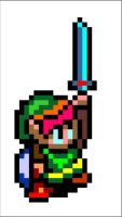 Sprite Warrior by altheriol