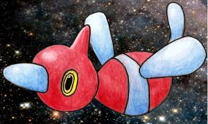 The Porygon-Z by EpicOverload