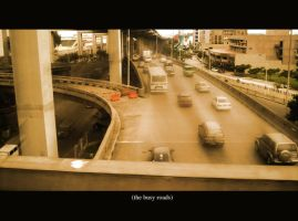 the busy roads by silverlife