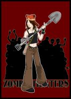 The Zombie Hunters are coming by nevershop