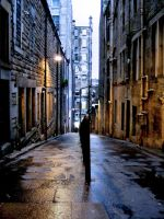 Back Alley by HUMAD