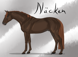 Nacken by Meykka
