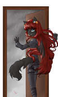 AT: Under The Rain by Kiara-the-kitten
