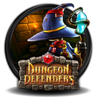 Dungeon Defenders Icon v3 by Kamizanon