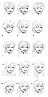 Lorna Hairstyle Revamp by LostonWallace