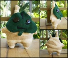 Makar Plush by Bottled-Thoughts