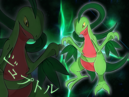 grovyle wallpaper