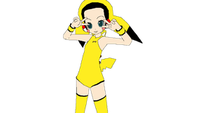 Heres a quick base, Pikachu suit by candiparadise
